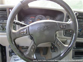 2005 GMC Sierra 2500 HD SLT 6.6 Duramax Diesel 4X4 Crew Cab Short Bed - Photo 6 - Richmond, VA 23237