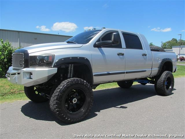2006 Dodge Ram 2500 Hd Laramie Slt 4x4 Mega Cab Short Bed