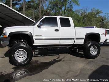 2002 Chevrolet Silverado 2500 LS Truck