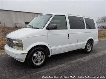 2003 Chevrolet Astro LT Passenger Van Van
