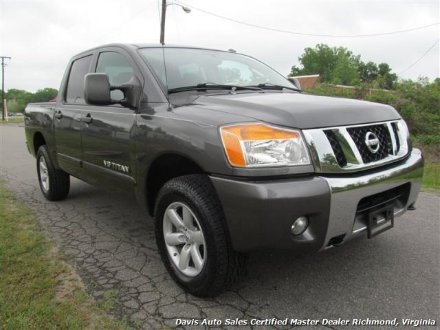 2011 nissan titan sv pro 4x off road 4x4 crew cab swb. Black Bedroom Furniture Sets. Home Design Ideas