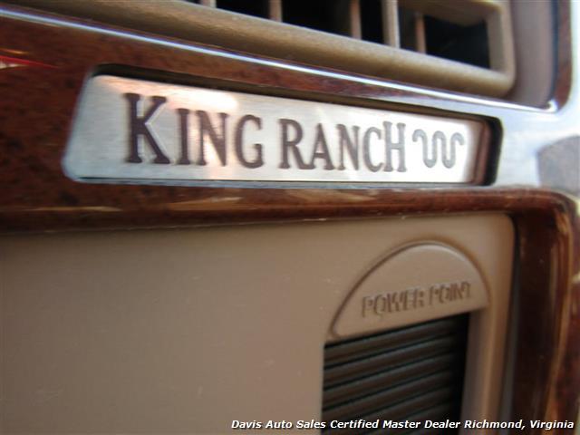 2004 Ford F-350 Super Duty King Ranch Diesel DRW Crew Cab Long Bed - Photo 27 - Richmond, VA 23237