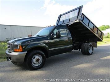 2001 Ford F-350 Super Duty XL Low Miles Regular Cab Dump Bed Truck