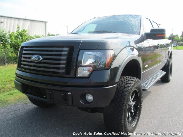 2011 ford f 150 lariat fx4 4x4 crew cab short bed. Black Bedroom Furniture Sets. Home Design Ideas