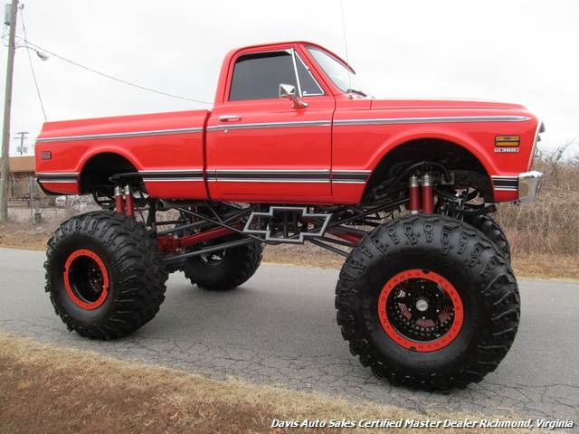 Davis Auto Sales Photos For 1969 Chevrolet C 10 Lifted