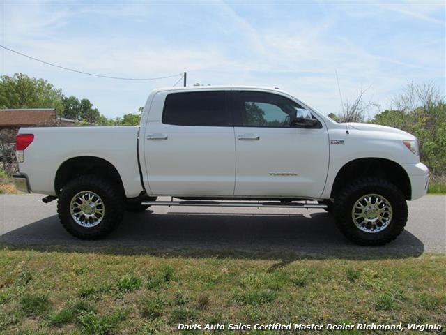 2010 toyota tundra limited 4x4 crewmax cab short bed. Black Bedroom Furniture Sets. Home Design Ideas