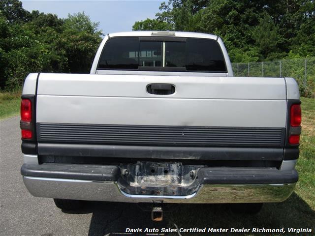 1998 Dodge Ram 1500 Laramie SLT 4X4 Extended Quad Cab Short Bed - Photo 4 - Richmond, VA 23237