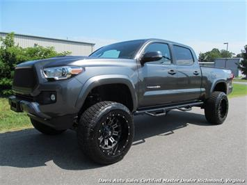 2016 Toyota Tacoma TRD Sport Off Road 4X4 Crew Cab Long Bed Truck