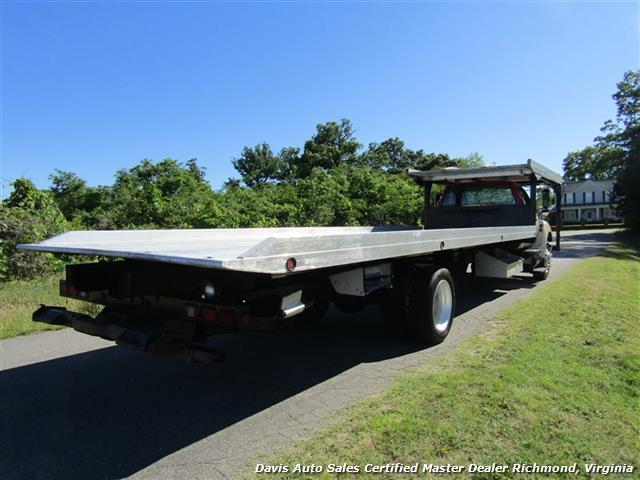 2007 Ford F-750 Super Duty XLT CAT Diesel Regular Cab Wrecker Rollback 4 Car Hauler - Photo 13 - Richmond, VA 23237