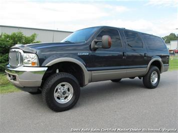 2000 Ford Excursion Limited 4x4 7.3 SUV