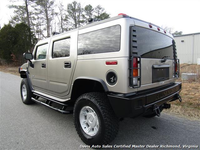 2003 hummer h2 4x4. Black Bedroom Furniture Sets. Home Design Ideas