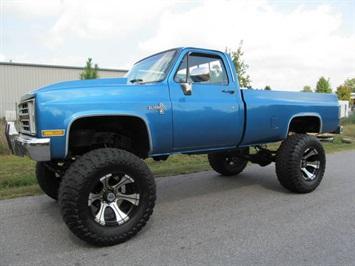 1986 Chevrolet C/K 10 Series K10 Truck
