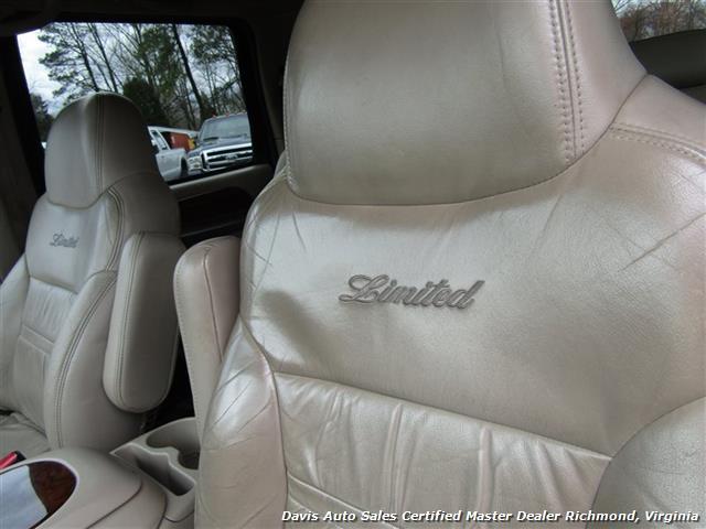 2000 Ford Excursion Limited 4X4 - Photo 22 - Richmond, VA 23237