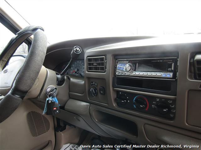 2000 Ford Excursion Limited 4X4 - Photo 11 - Richmond, VA 23237