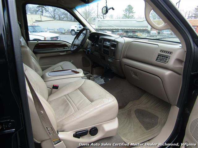 2000 Ford Excursion Limited 4X4 - Photo 10 - Richmond, VA 23237