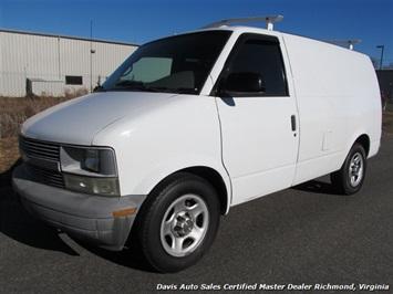 2004 Chevrolet Astro Cargo Van Commercial Work Van