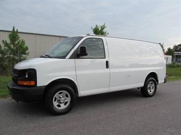 2007 Chevrolet Express 1500 Van