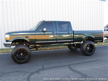 1995 ford f 150 xlt centurion conversion obs solid axle lifted 4x4. Black Bedroom Furniture Sets. Home Design Ideas