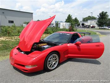 2001 Chevrolet Corvette C5 Removable Top Sports - Photo 35 - Richmond, VA 23237