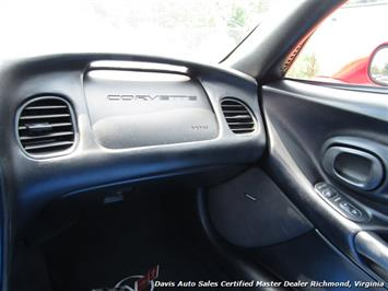 2001 Chevrolet Corvette C5 Removable Top Sports - Photo 16 - Richmond, VA 23237