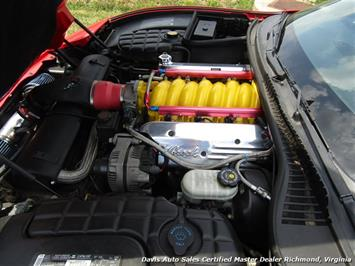 2001 Chevrolet Corvette C5 Removable Top Sports - Photo 37 - Richmond, VA 23237