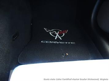 2001 Chevrolet Corvette C5 Removable Top Sports - Photo 41 - Richmond, VA 23237