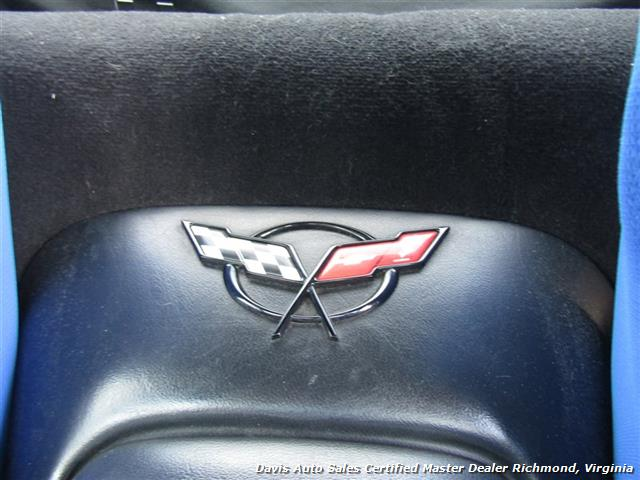 2001 Chevrolet Corvette C5 Removable Top Sports - Photo 28 - Richmond, VA 23237