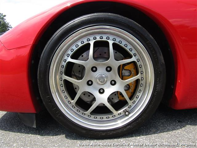 2001 Chevrolet Corvette C5 Removable Top Sports - Photo 9 - Richmond, VA 23237