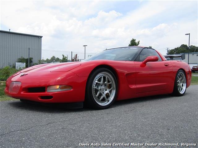 2001 Chevrolet Corvette C5 Removable Top Sports - Photo 1 - Richmond, VA 23237