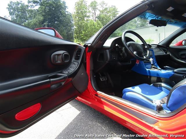 2001 Chevrolet Corvette C5 Removable Top Sports - Photo 42 - Richmond, VA 23237