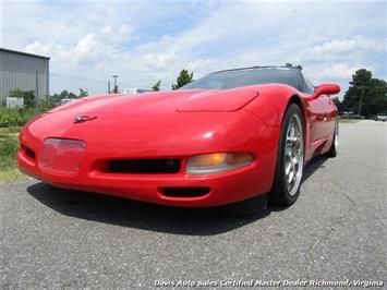 2001 Chevrolet Corvette C5 Removable Top Sports - Photo 15 - Richmond, VA 23237