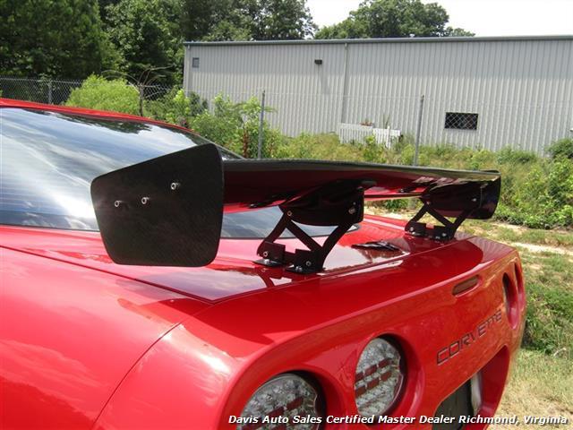 2001 Chevrolet Corvette C5 Removable Top Sports - Photo 25 - Richmond, VA 23237