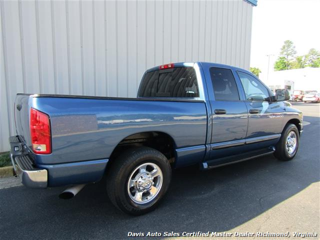 2005 Dodge Ram 2500 SLT 5.9 Cummins Turbo Diesel Quad Cab Short Bed - Photo 11 - Richmond, VA 23237