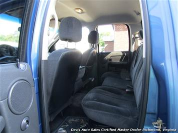 2005 Dodge Ram 2500 SLT 5.9 Cummins Turbo Diesel Quad Cab Short Bed - Photo 27 - Richmond, VA 23237