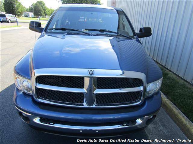 2005 Dodge Ram 2500 SLT 5.9 Cummins Turbo Diesel Quad Cab Short Bed - Photo 15 - Richmond, VA 23237