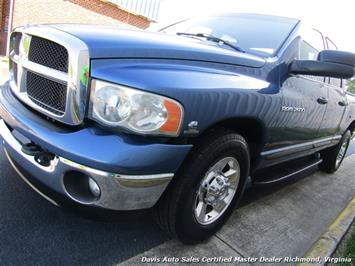 2005 Dodge Ram 2500 SLT 5.9 Cummins Turbo Diesel Quad Cab Short Bed - Photo 21 - Richmond, VA 23237