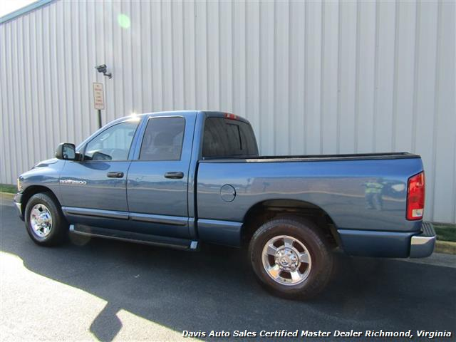 2005 Dodge Ram 2500 SLT 5.9 Cummins Turbo Diesel Quad Cab Short Bed - Photo 4 - Richmond, VA 23237