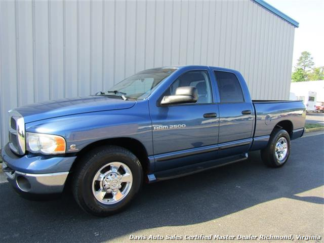 2005 Dodge Ram 2500 SLT 5.9 Cummins Turbo Diesel Quad Cab Short Bed - Photo 2 - Richmond, VA 23237