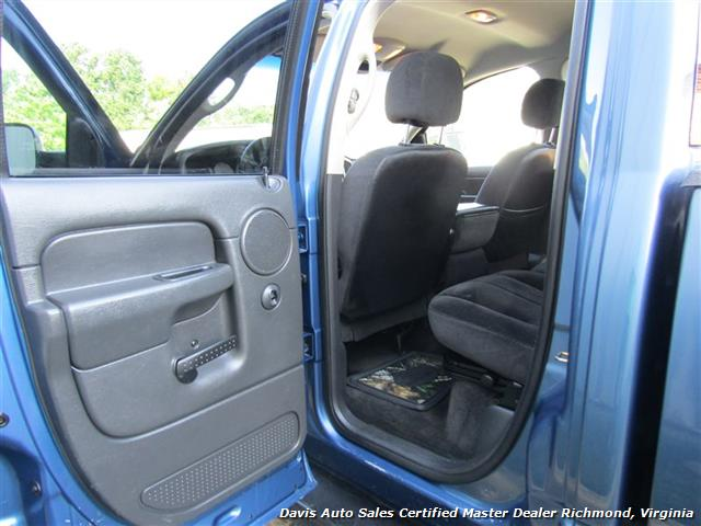2005 Dodge Ram 2500 SLT 5.9 Cummins Turbo Diesel Quad Cab Short Bed - Photo 26 - Richmond, VA 23237