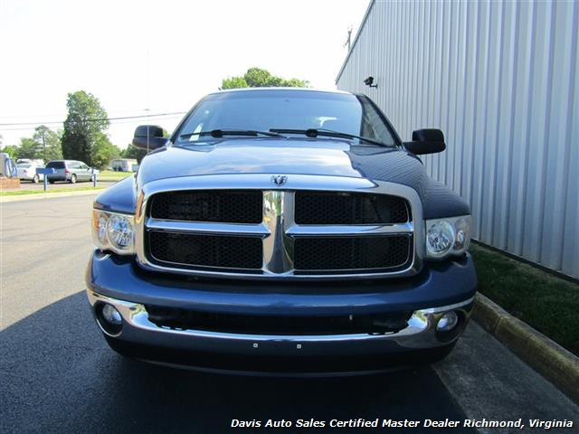 2005 Dodge Ram 2500 SLT 5.9 Cummins Turbo Diesel Quad Cab Short Bed - Photo 14 - Richmond, VA 23237