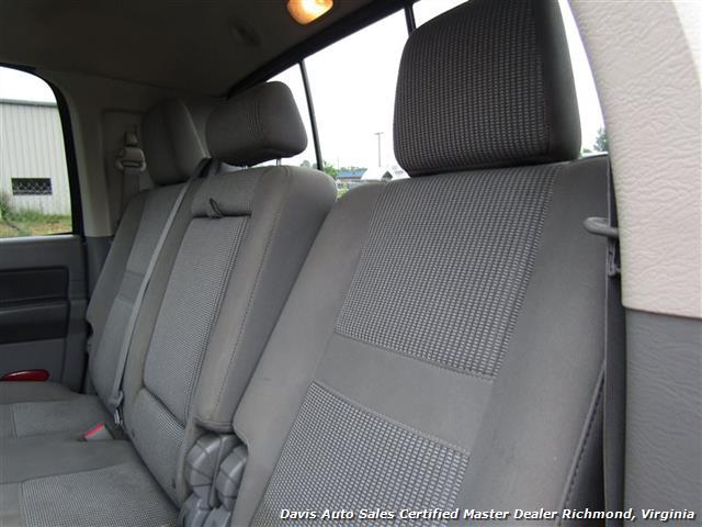 2006 Dodge Ram 1500 SLT Lifted 4X4 Mega Cab Short Bed - Photo 28 - Richmond, VA 23237