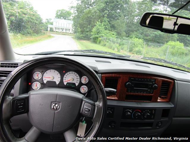 2006 Dodge Ram 1500 SLT Lifted 4X4 Mega Cab Short Bed - Photo 8 - Richmond, VA 23237