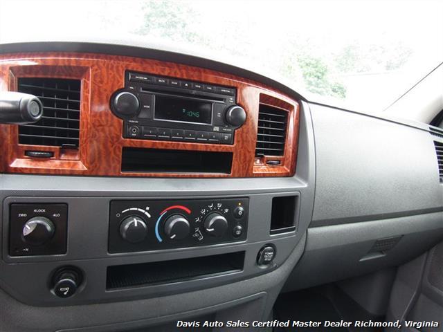 2006 Dodge Ram 1500 SLT Lifted 4X4 Mega Cab Short Bed - Photo 16 - Richmond, VA 23237