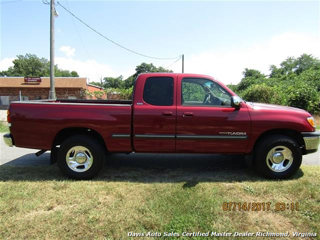 2002 Toyota Tundra SR5 Crew Cab V6 Low Mileage One Owner - Photo 11 - Richmond, VA 23237