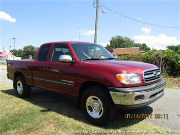 2002 Toyota Tundra SR5 Crew Cab V6 Low Mileage One Owner - Photo 12 - Richmond, VA 23237