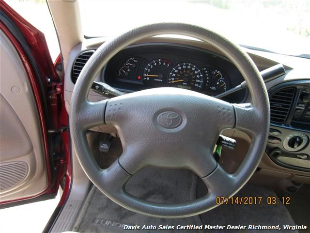2002 Toyota Tundra SR5 Crew Cab V6 Low Mileage One Owner - Photo 16 - Richmond, VA 23237
