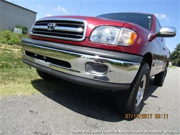 2002 Toyota Tundra SR5 Crew Cab V6 Low Mileage One Owner - Photo 15 - Richmond, VA 23237