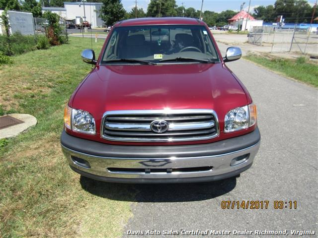 2002 Toyota Tundra SR5 Crew Cab V6 Low Mileage One Owner - Photo 14 - Richmond, VA 23237
