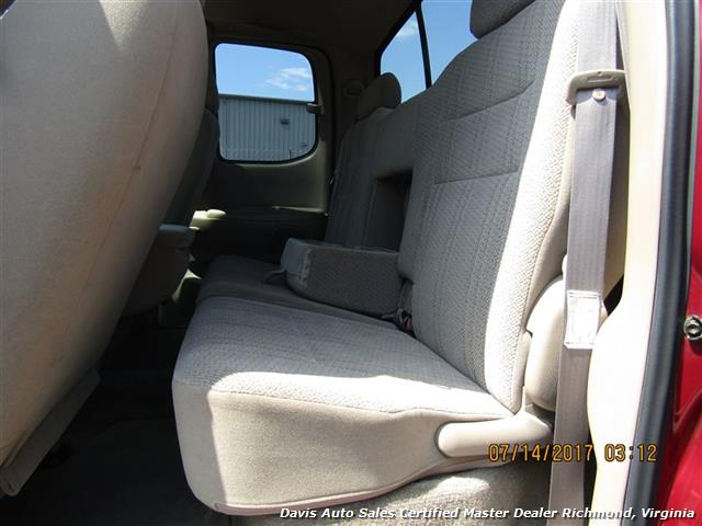 2002 Toyota Tundra SR5 Crew Cab V6 Low Mileage One Owner - Photo 28 - Richmond, VA 23237