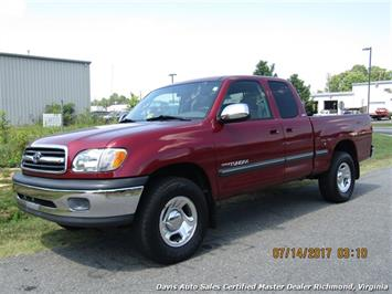 2002 Toyota Tundra SR5 Crew Cab V6 Low Mileage One Owner - Photo 1 - Richmond, VA 23237